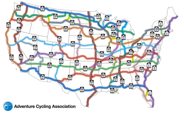 National Highway System United States Wikipedia Highway Map Of Us