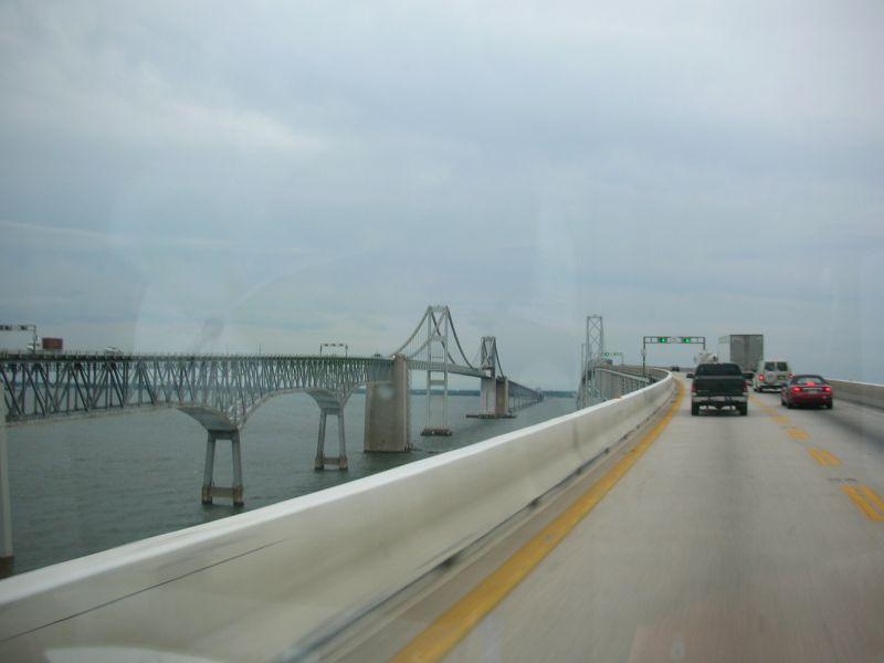 No Bikes on the Bay Bridge